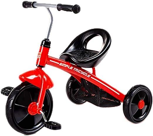 Triciclo para niños - Bicicleta para bebés en bicicleta, Bicicleta ...