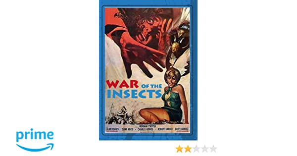 Movie insect world domination 3
