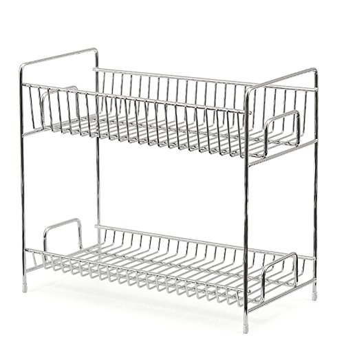 Review 2-Tier Standing Rack EZOWare