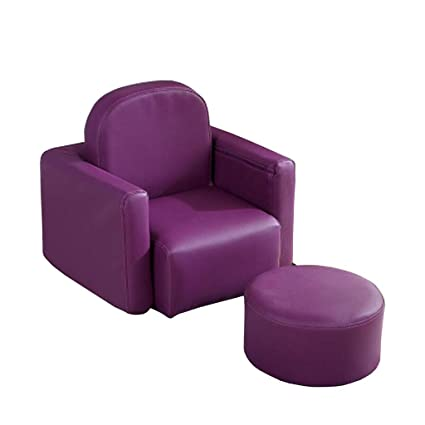 Amazon.com: HQCC DLDL Childrens Sofa seat Single Mini Sofa ...