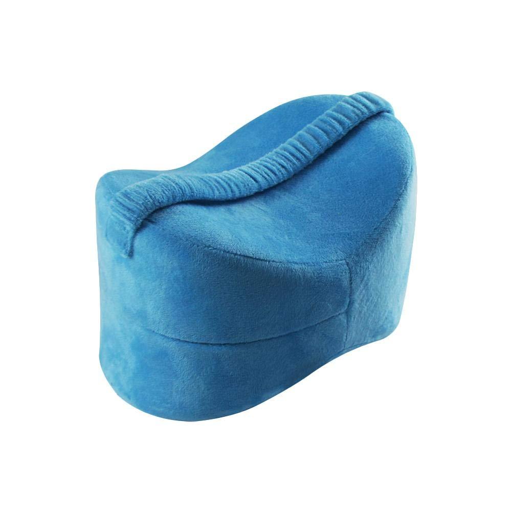 Dequate Coussin de Jambe de Mousse de m/émoire Femmes Enceintes Oreiller de Jambe de Genou de Pied de Confort Anti-Pression Confortable