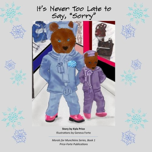 Read Online It's Never Too Late to Say, Sorry ebook