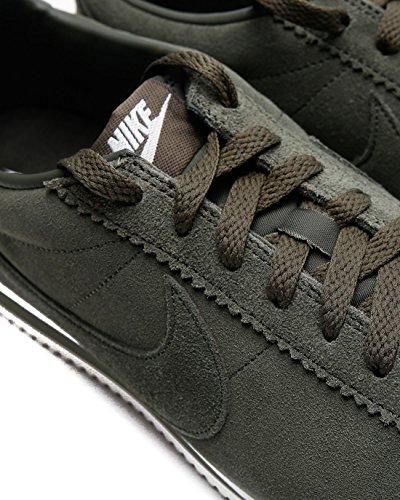 """Nike Classic Cortez SE """"Khaki"""", Mens Sneakers Cargo Khaki/Cargo Khaki-Summit"""