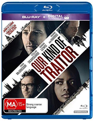 Our Kind of Traitor [NON-USA Format / Region B Import - Australia]