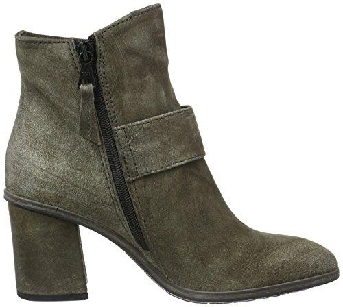 Mjus 270211-0101-6321, Zapatillas de Estar por Casa para Mujer Gris - Grau (pepe)
