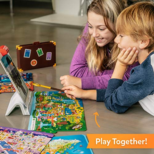 Osmo Detective Agency: A Search & Find Mystery Game That Explores The World! (Base Required) by Osmo (Image #6)