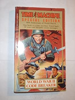 World War II Code Breaker 0553281577 Book Cover