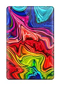 Forever Collectibles Funky Colorful Abstract Hard Snap-on Ipad Mini/mini 2 Case