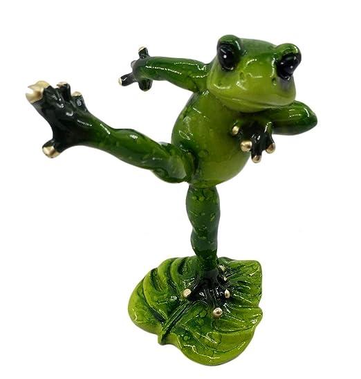 CuteFrogs Estatuas Creativas de Rana, Bonitas Figuras de ...