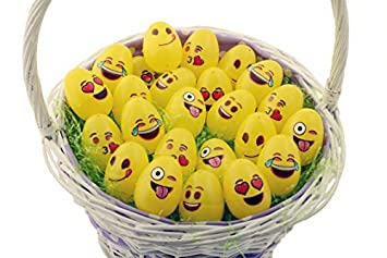Emoji Universe Easter Eggs 24 Pack