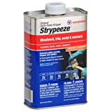 Savogran 01102 Strypeeze Semi-Paste Stripper Paint/Varnish Remover, Quart