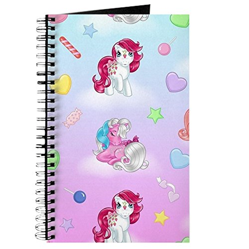 CafePress My Little Pony Retro Best Friends Spiral Bound Journal Notebook, Personal Diary, Task Journal