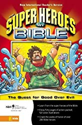 SUPER HEROES BIBLE HB: The Quest for Good Over Evil