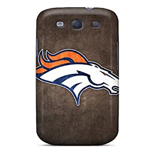 Awesome ZhldG5666fzHGK SpecialUandMe Defender Tpu Hard Case Cover For Galaxy S3- Denver Broncos 7