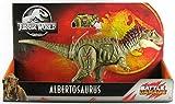 Jurassic World Battle Damage Albertosaurus 14-inch Dinosaur Action Figure