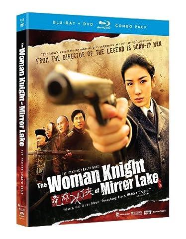 The Woman Knight of Mirror Lake (Blu-ray/DVD Combo) (Mirror Mirror Blue Ray)