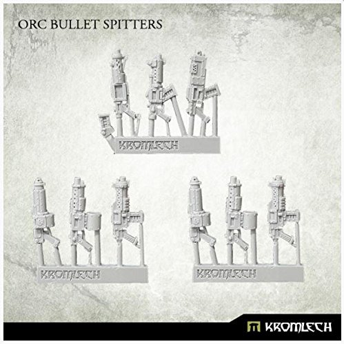 Bullet Spitters B078XJRJCT