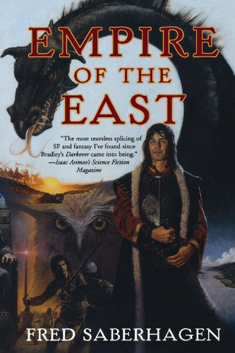 Empire of the East (Bks. 1-3: The Broken Lands, The Black Mountains, and Ardneh's World)