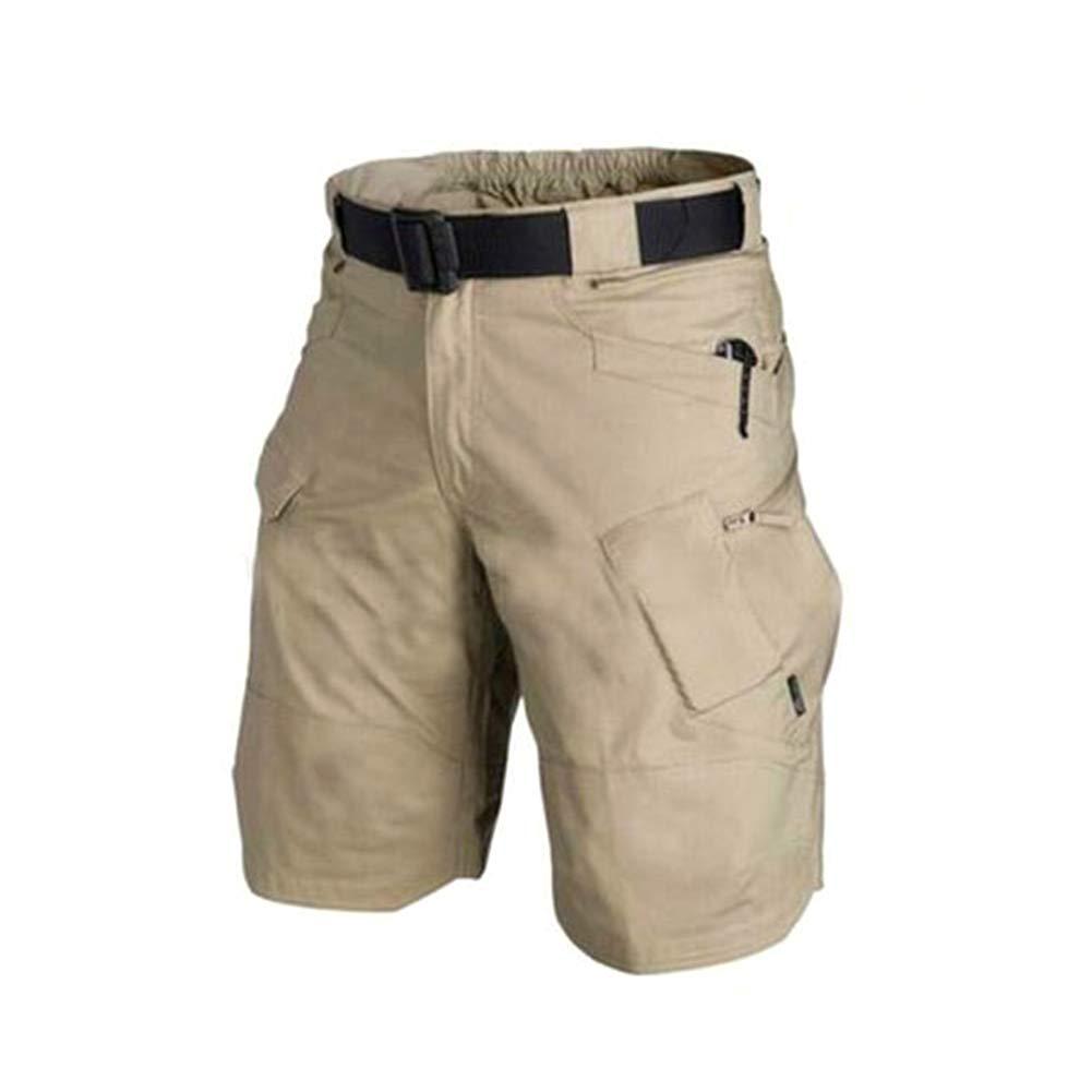 Abracing Pantalones Cortos urbanos t/ácticos Militares de Carga Pantalones Cortos de algod/ón Camo al Aire Libre