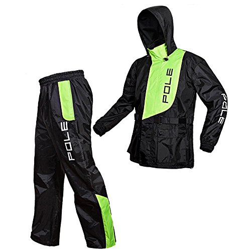 Green Motorcycle Pants - 4