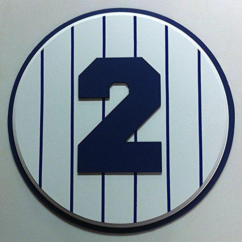 yankee retired numbers - 5