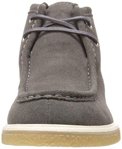 Dark CK Grey Mens Boot fabien Jeans Calvin Klein Suede qC0Szfz