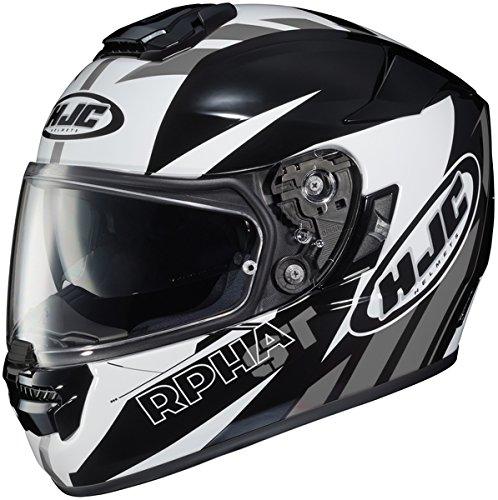 Hjc RPHA St Rugal MC5Full Face–Casco de motorista, Negro, XL