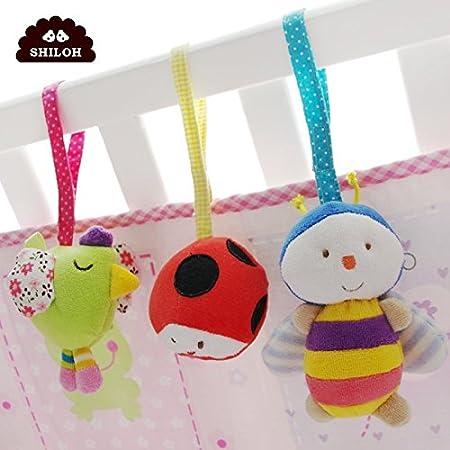 LTD SHILOH Baby Activity Spiral Wrap Around Crib Bed Bassinet Stroller Rail Toy Sea Animals BEIJING AIHEWEIXI TRADIGN CO