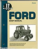 FO-42 Ford New Holland 5100 5200 5600 5610 6600 6610 6700 6710 7100 7200 7600 7610 7700 7710 Tractor Workshop Manual