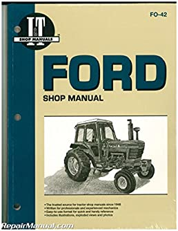 fo 42 ford new holland 5100 5200 5600 5610 6600 6610 6700 6710 7100 rh amazon com Ford 4630 Tractor Wiring Diagram 6610 Ford Tractor Wiring Diagram