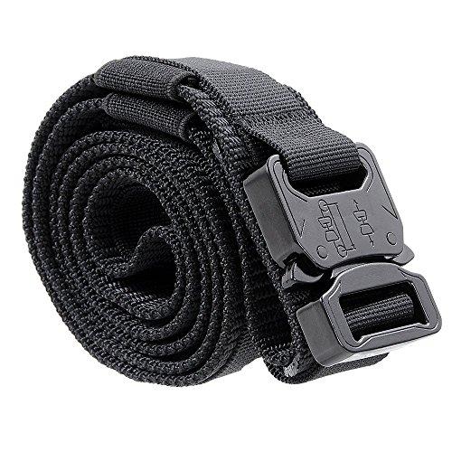 Motusamare 1000D Nylon Webbing Mlitary Style Tactical Heavy Duty Belt