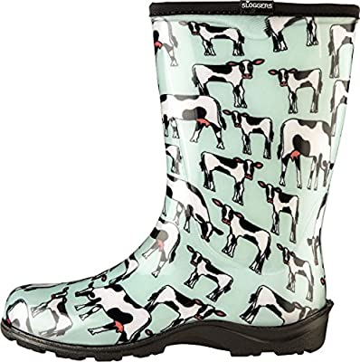 Sloggers Women's Country Collection Rain & Garden Boots