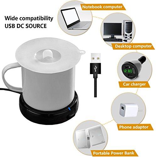 Pangda Desktop Mug Warmer For Tea Coffee Or Wax Usb Cup