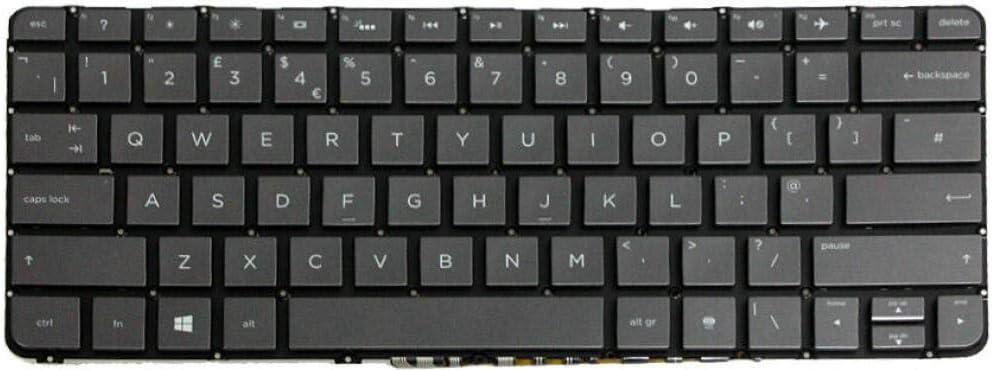 "HP Spectre Pro X360 13-4000 13T-4000 13-4173NA 13.3/"" Backlit Keyboard UK Layout"