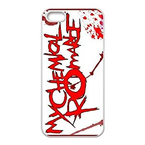 JamesBagg Phone case My Chemical Romance Protective Case For Apple Iphone 5 5S Cases Style 12