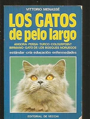 Los Gatos de Pelo Largo: Amazon.es: Vittorio Menasse: Libros
