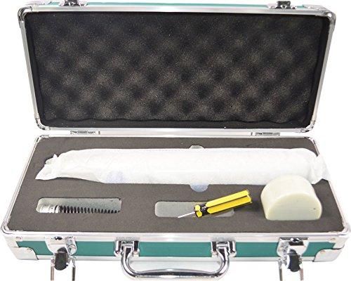 Portable Concrete Rebound hammer Tester Resiliometer Schmidt Hammer Set ZC1 239240 by Home & Garden