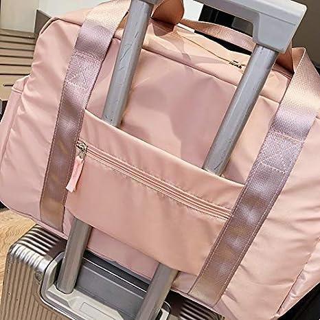 Travel Bag Travel Hand Raised Door Clothes Duffel Bag For Men And Women Fitness Black