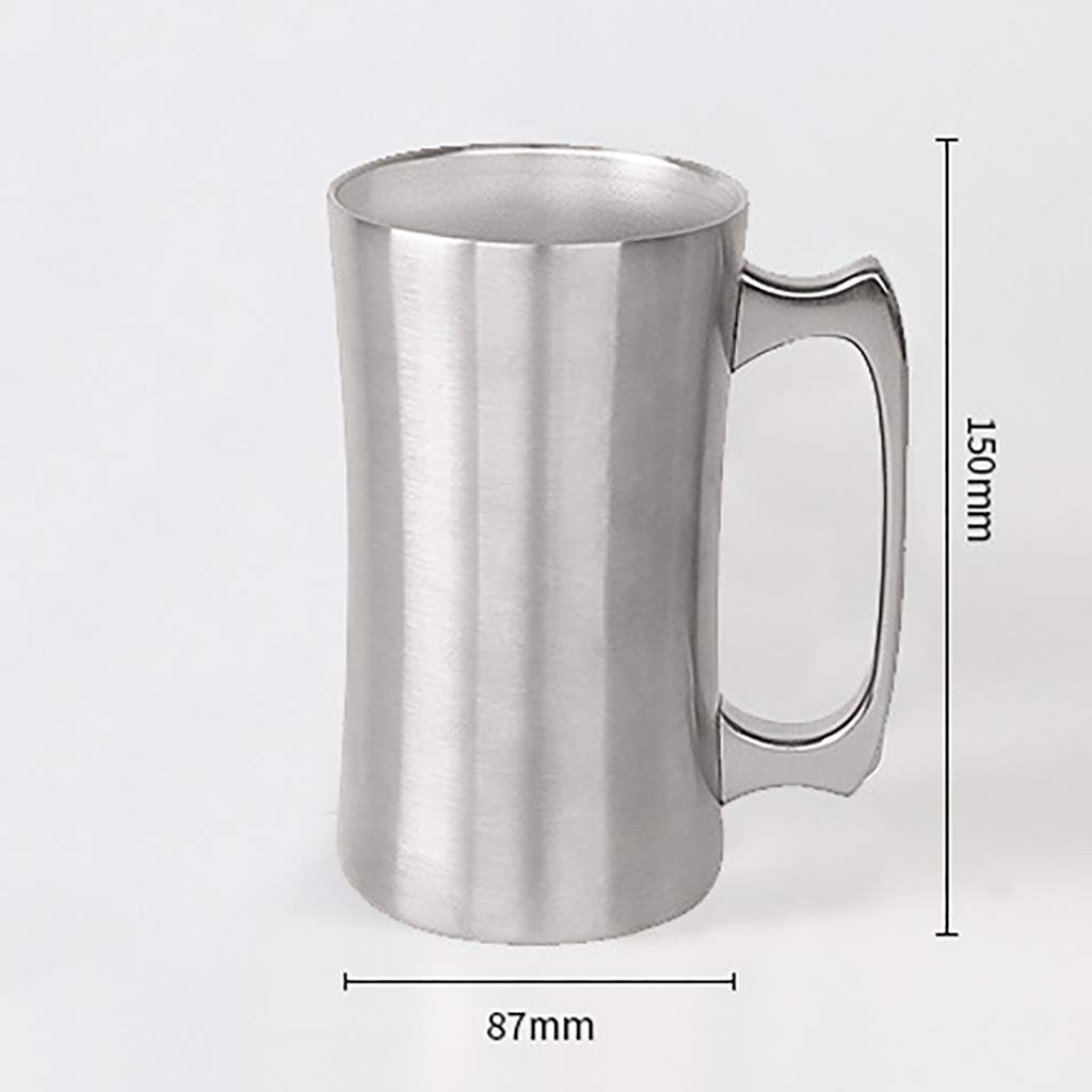 15 oz Green Canteen Cafe To Go Thermal Vacuum Double Wall Stainless Steel Travel Coffee Mug