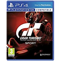 Gran Turismo Sport by Sony for Playstation 4