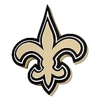Foam Fanatics NFL New Orleans Saints 3D Foam Wall Sign