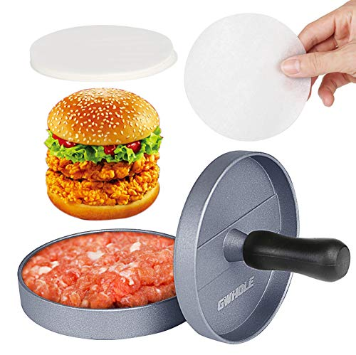 GWHOLE Non-Stick Burger Press