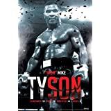 Mike Tyson Boxing Record Sports Poster 12x18