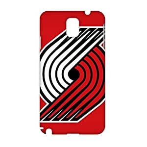 KJHI portland trail blazers 3D Phone Case for Samsung NOTE 3