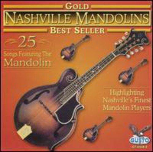 CD : Nashville Mandolins - Gold: 25 Songs (CD)
