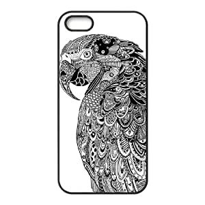 FLYBAI Sketch Animals Phone Case For iPhone 5,5S [Pattern-6]