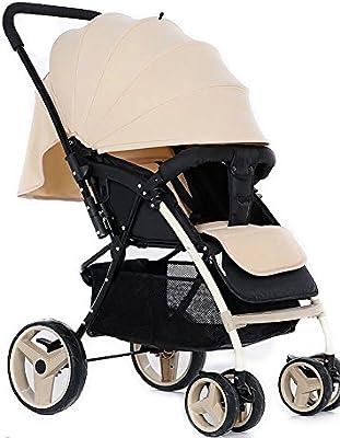 Carrito, cochecito, puede montar el paraguas del bebé, coche ...