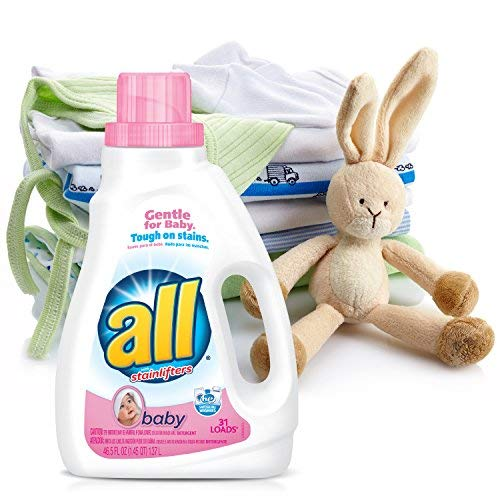 All Baby Liquid Laundry Detergent (Pack of 14) by all (Image #3)