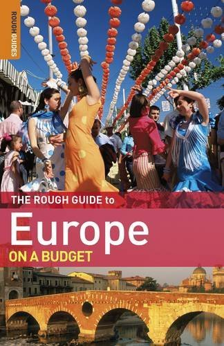 The Rough Guide to Europe On A Budget pdf epub