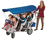6-Passenger Fat Tire Stroller